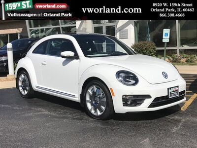 2018_Volkswagen_Beetle_SE_ Orland Park IL