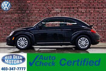 2018_Volkswagen_Beetle_Trendline BCam_ Red Deer AB