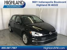 2018_Volkswagen_Golf__ Highland IN