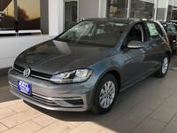 Volkswagen Golf 1.8T 4-DOOR S AUTO 2018