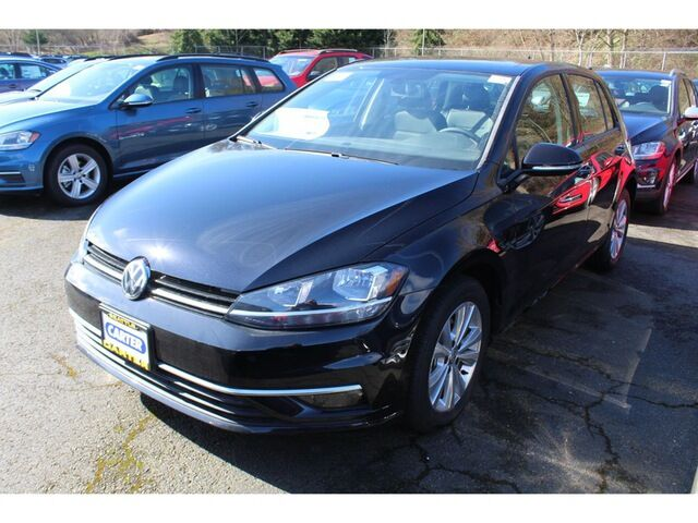 2018 Volkswagen Golf 1.8T 4-Door Seattle WA