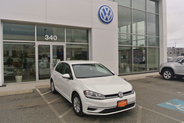 2018 Volkswagen Golf 1.8T S Manual Medford MA