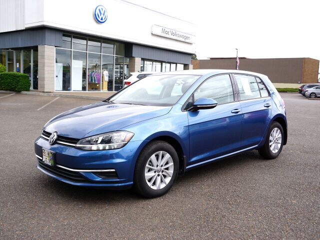 2018 Volkswagen Golf 1.8T S McMinnville OR