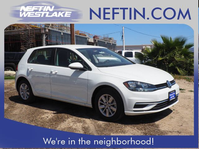 2018 Volkswagen Golf 1.8T S Thousand Oaks CA