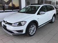 Volkswagen Golf Alltrack 1.8T SE MANUAL 2018