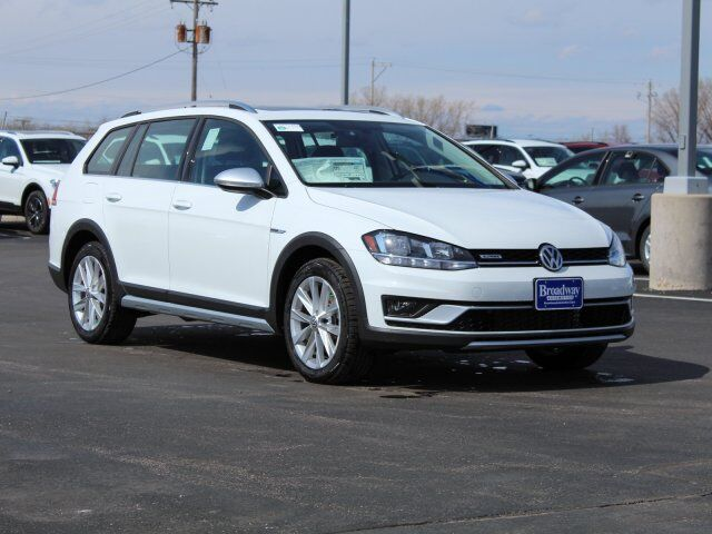 2018 Volkswagen Golf Alltrack SE Green Bay WI