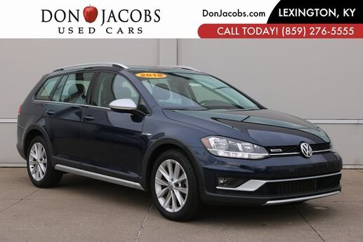 2018 Volkswagen Golf Alltrack TSI S Lexington KY