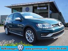 2018_Volkswagen_Golf Alltrack_TSI SE 4Motion_ West Chester PA