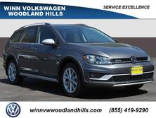 Volkswagen Golf Alltrack TSI SE 4Motion Woodland Hills CA