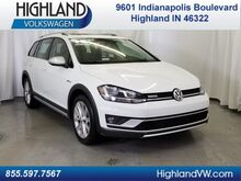 2018_Volkswagen_Golf Alltrack_TSI SE_ Highland IN