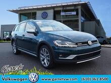 2018_Volkswagen_Golf Alltrack_TSI SEL 4Motion_ West Chester PA