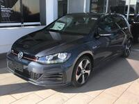 Volkswagen Golf GTI 2.0T 4-DOOR S DSG 2018