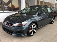 Volkswagen Golf GTI 2.0T 4-DOOR SE DSG 2018