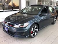 Volkswagen Golf GTI 2.0T 4-DOOR SE MANUAL 2018