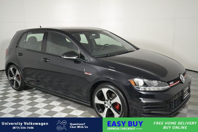 2018 Volkswagen Golf GTI 2.0T S Seattle WA
