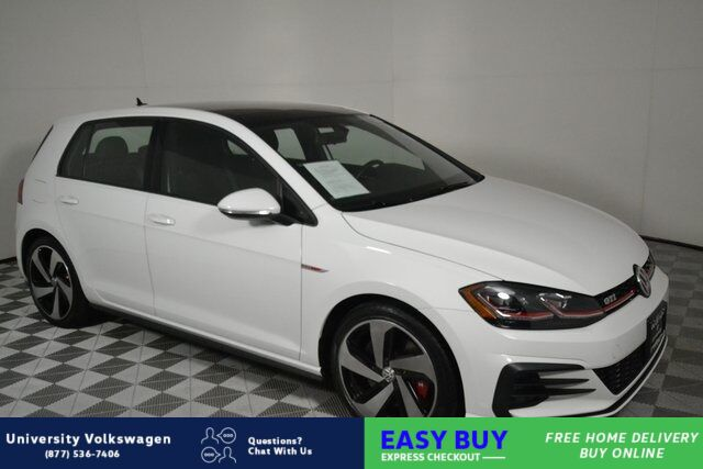 2018 Volkswagen Golf GTI 2.0T SE Seattle WA