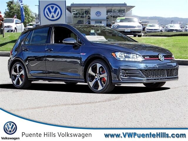 2018 Volkswagen Golf GTI S City of Industry CA