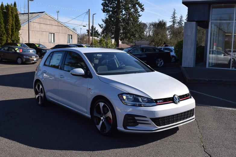 2018 Volkswagen Golf GTI S McMinnville OR