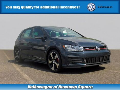 2018_Volkswagen_Golf GTI_S_ Newtown Square PA