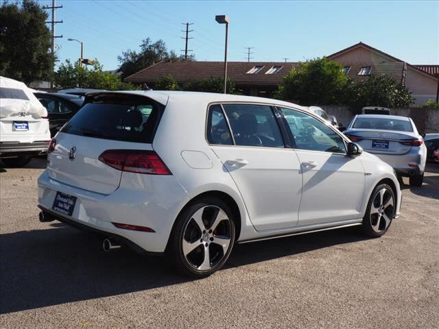 2018 Volkswagen Golf GTI S Thousand Oaks CA