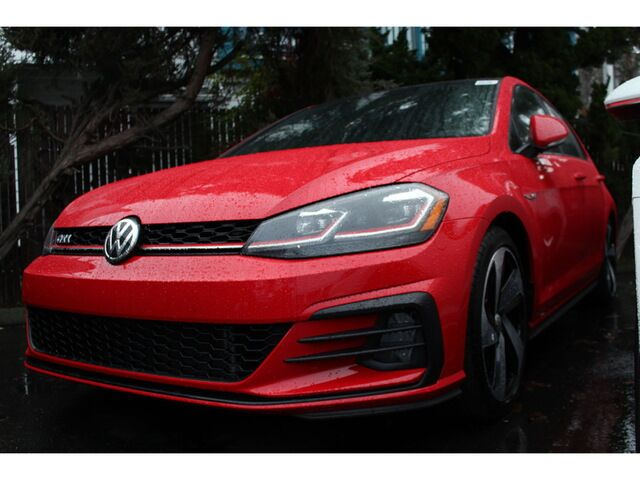 2018 Volkswagen Golf GTI SE - 6Speed Manual Seattle WA