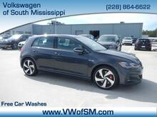 2018_Volkswagen_Golf GTI_SE_ South Mississippi MS