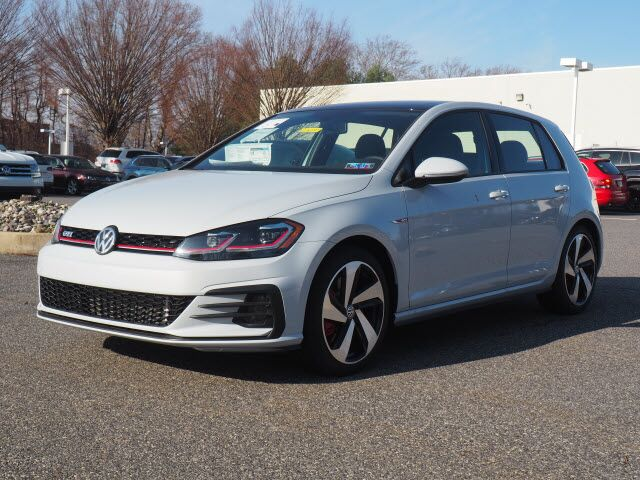 2018 Volkswagen Golf GTI SE Manual West Chester PA