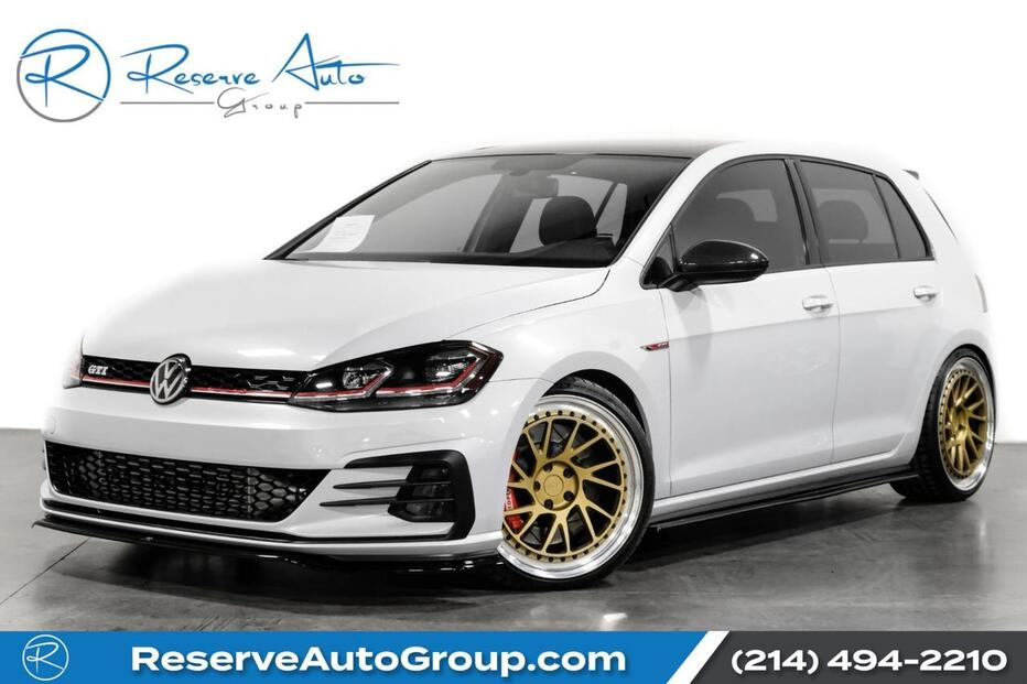 2018_Volkswagen_Golf GTI_SE_ The Colony TX