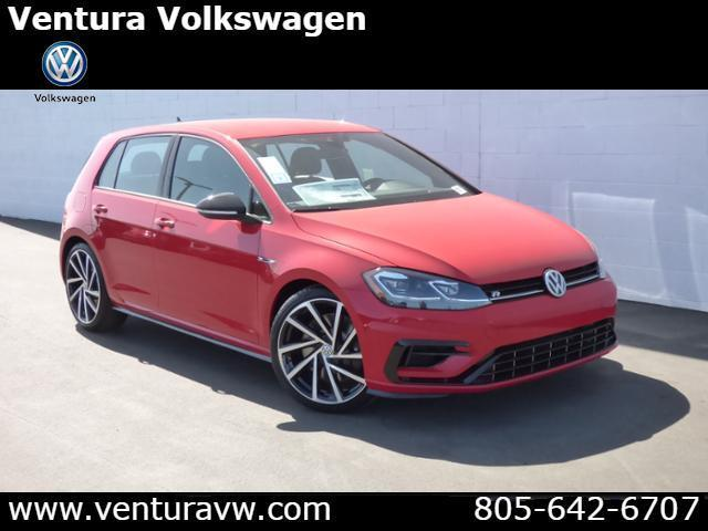 2018 Volkswagen Golf R 4-Door Manual w/DCC/Nav Ventura CA