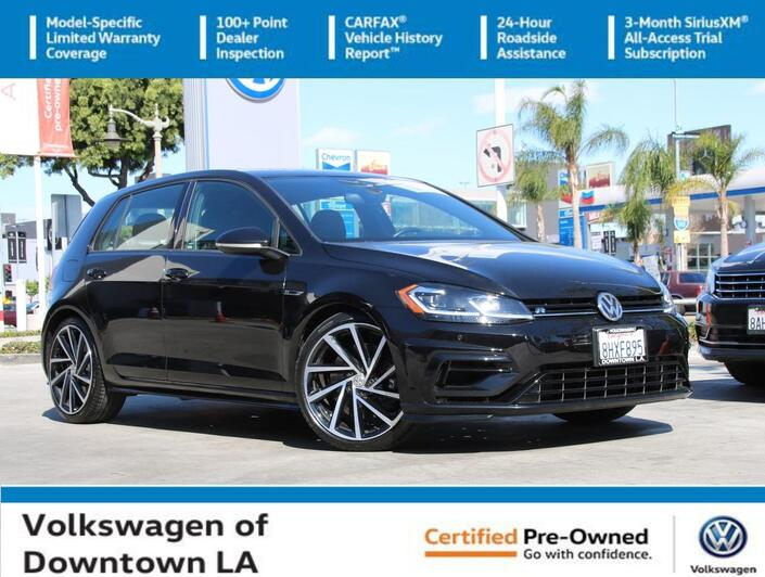 2018 Volkswagen Golf R 4MOTION Los Angeles CA