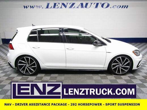 2018_Volkswagen_Golf R_AWD DCC & Navigation 4Motion_ Fond du Lac WI