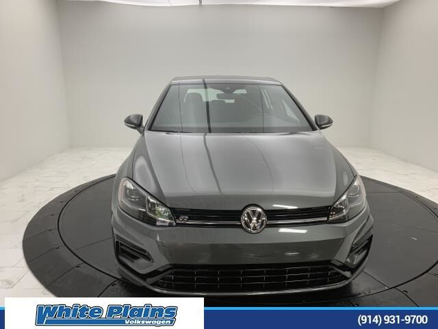 2018 Volkswagen Golf R DCC & Navigation 4Motion White Plains NY