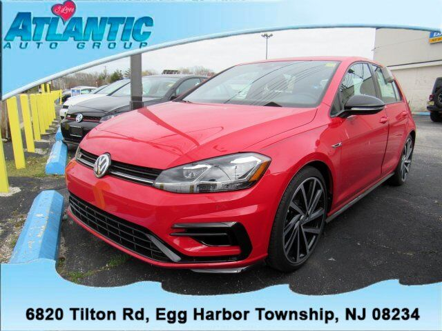 2018 Volkswagen Golf R Golf R w/ DCC® and Nav. Egg Harbor Township NJ