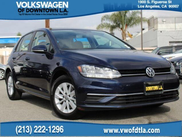 2018 Volkswagen Golf S Los Angeles CA