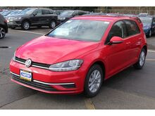 2018_Volkswagen_Golf_S_ Seattle WA