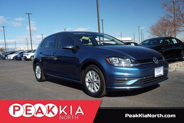 2018 Volkswagen Golf S Windsor CO