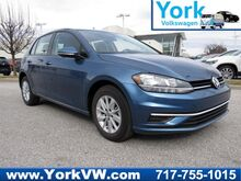2018_Volkswagen_Golf_S_ York PA