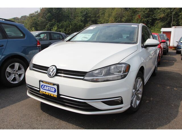 2018 Volkswagen Golf SE - 5SP MANUAL Seattle WA