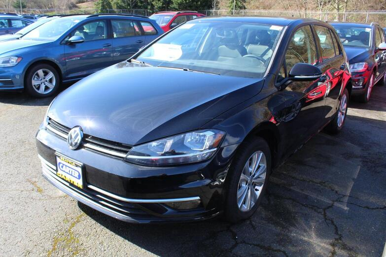2018 Volkswagen Golf SE 5speed Manual Seattle WA