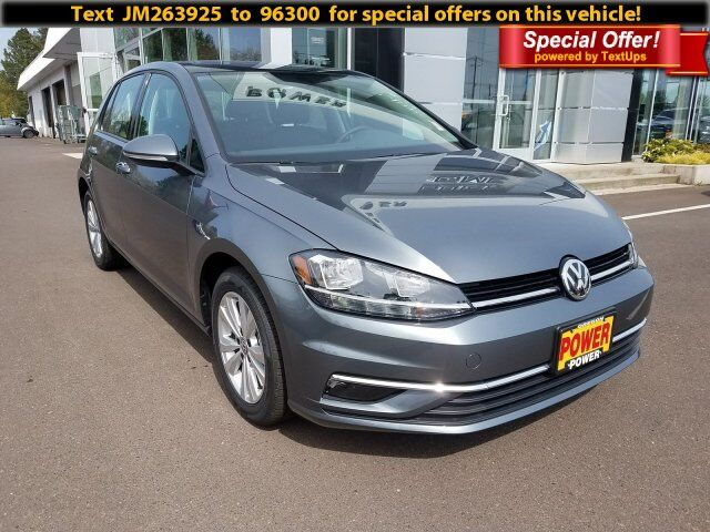 2018 Volkswagen Golf SE Corvallis OR