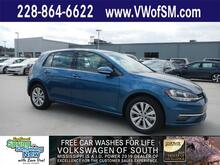 2018_Volkswagen_Golf_SE_ South Mississippi MS