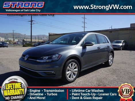 2018_Volkswagen_Golf_SE_ Salt Lake City UT