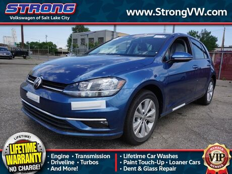 2018 Volkswagen Golf SE Salt Lake City UT