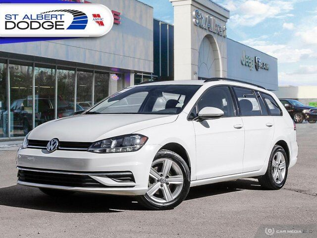 2018 Volkswagen Golf SportWagen | HEATED SEATS | BACKUP CAMERA