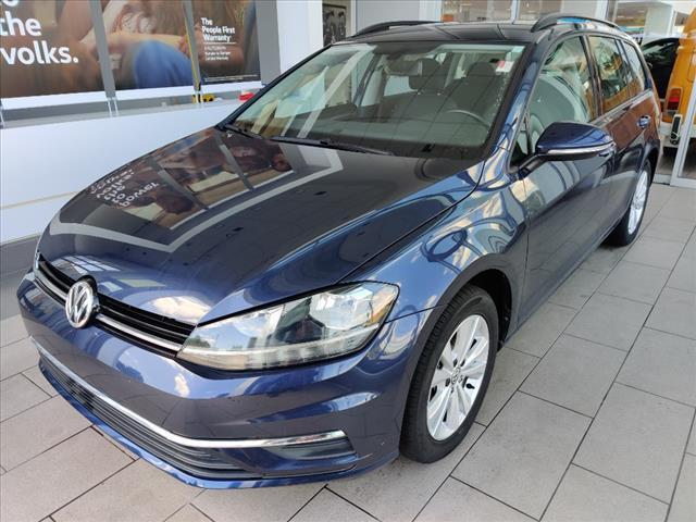 2018 Volkswagen Golf SportWagen 1.8T S MANUAL 4MOTION Brookfield WI