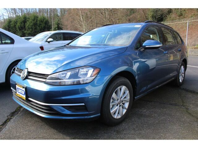 2018 Volkswagen Golf SportWagen S - 5Speed Manual Seattle WA