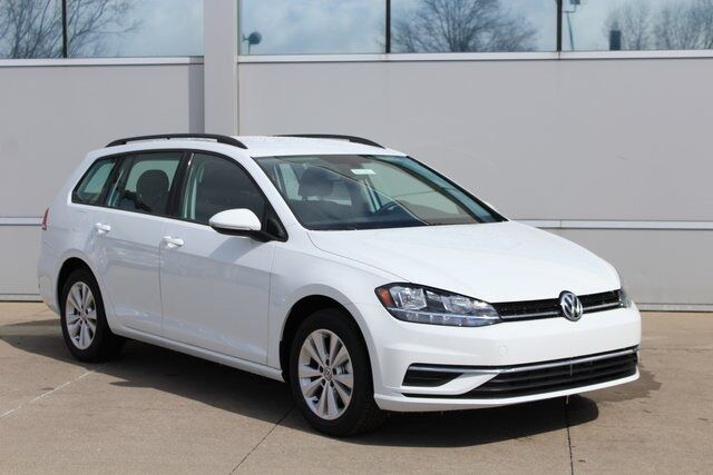 2018 Volkswagen Golf SportWagen S 4Motion Lexington KY