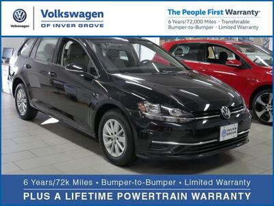 2018_Volkswagen_Golf SportWagen_S_ Inver Grove Heights MN