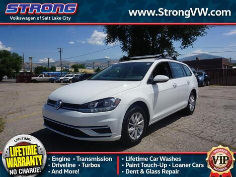 2018_Volkswagen_Golf SportWagen_S_ Salt Lake City UT