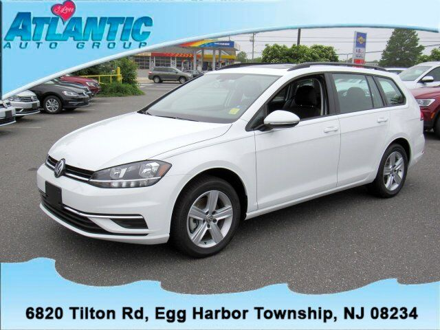 2018 Volkswagen Golf SportWagen SE Egg Harbor Township NJ